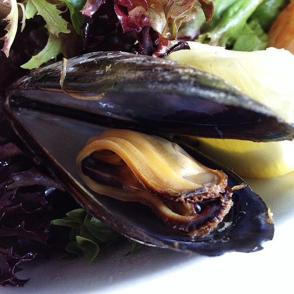 Salt Spring Island Mussels @ Lighthouse Bistro & Pub, Nanaimo, British Columbia, Canada