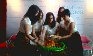 5 Selebriti Cantik Launching Situs 'Momsweetmoms'