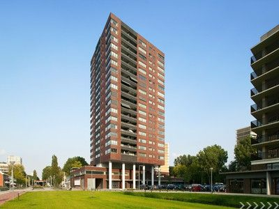 Rotterdam-Ommoord - Open huis in de Binnenhoftoren