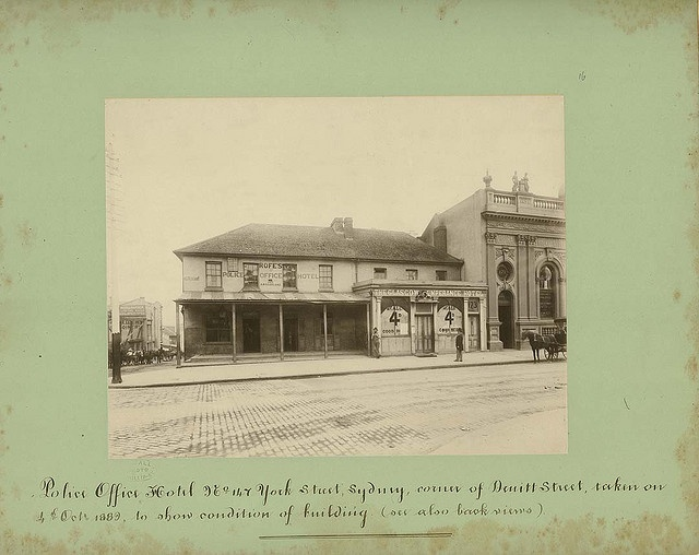 Front view of 'Police Office Hotel', No.147 York Street (corner of Druitt Street), Sydney - showing condition of building  Dated: 4/10/1889  Digital ID: 745_a019_a019000020  Rights: www.records.nsw.gov.au/about-us/rights-and-permissions    In 1879 The Cit http://www.houseinhanoi.com/apartments/apartments-in-cau-giay/properties/3/19  http://www.houseinhanoi.com/properties/property/3-apartments/19-apartments-in-cau-giay/950-2-bedroom-japanese-apartment-in-cau-giay-dist-for-