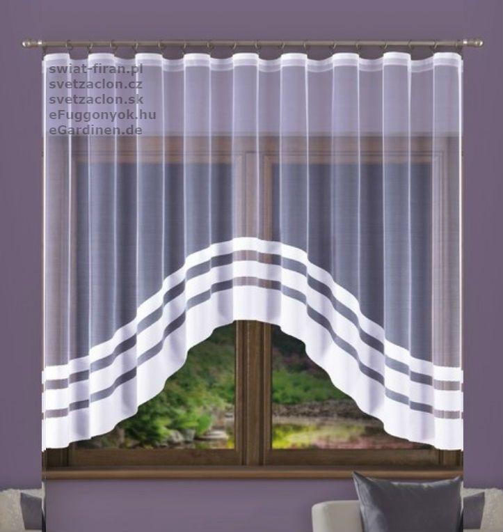 Kimberly łuk Sw świat Firan Firany In 2019 Curtains