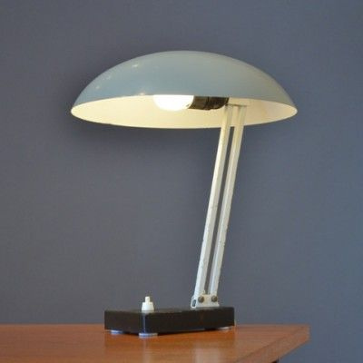 Desk Lamp by H. Busquet for Hala Zeist