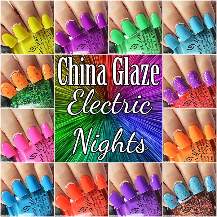 71 best NAILS-CHINA GLAZE images on Pinterest