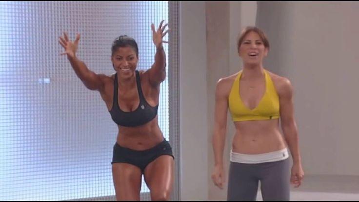 Jillian Michaels Killer Buns Level 1 workout