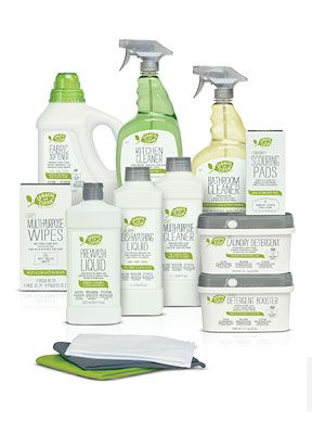 Because life is full of all kinds of messes, you need all kinds of ways to make them go away. Whether the mess is on your clothes, on the floor, on the dishes, or on the counter, the Legacy of Clean® Intro Bundle has just what you need to do the job.