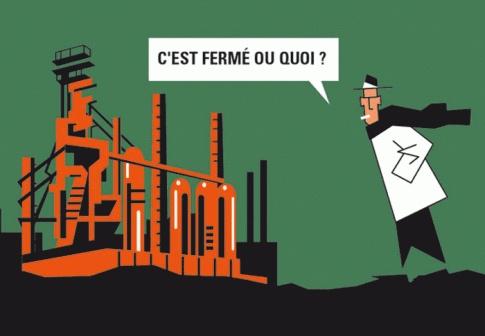 """#ArcelorMittal Florange : """"nationalisation"""" ? Oh My God !"""