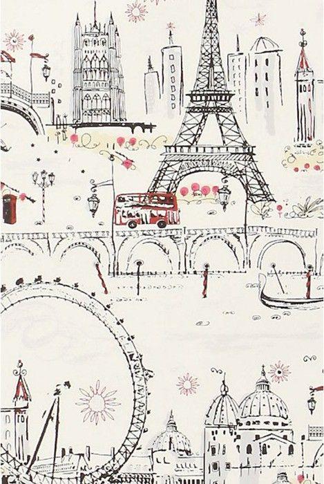 #ParisAmour illustrative <3