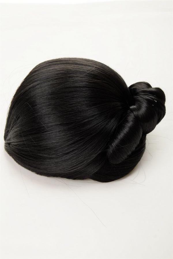 Hairpiece Bun Topknot Large omadutt Oma Costume