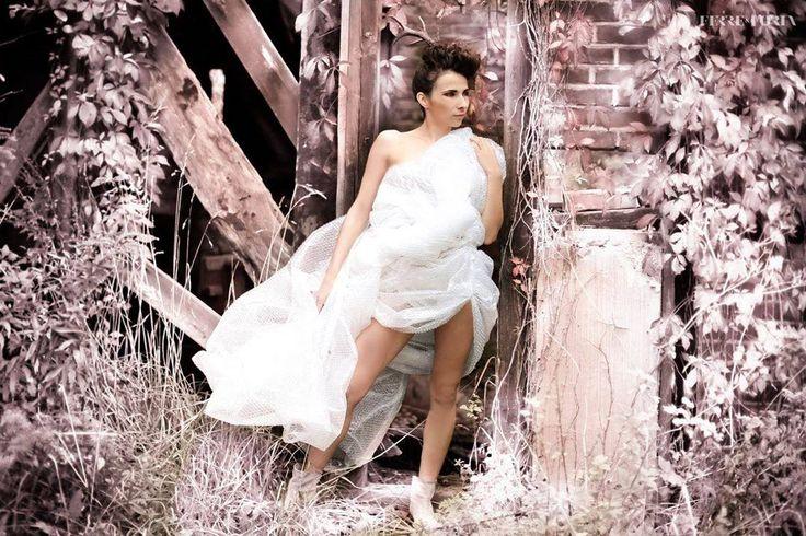 Oto Ja w stylizacji Dawida Ferre #makijazprofesjonalny