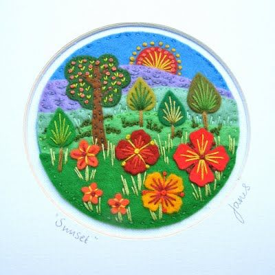 O... M... G...APPLIQUE ORIGINALS––this is one GIFTED artist!