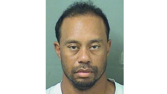 Tiger Woods 29 May 2017