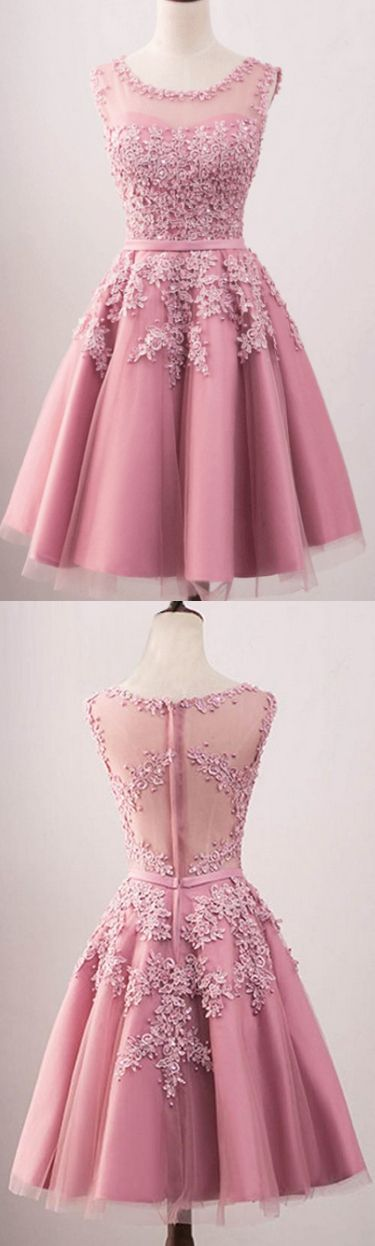 Pink Homecoming Dresses, Short Homecoming Dresses, A Line Applique Tulle Short Homecoming Dress,Cocktail Party Dresses,Graduation Dresses WF01-36, Homecoming Dresses, Cocktail Dresses, Party Dresses, Graduation Dresses, Pink dresses, Short Dresses, A Line dresses, Tulle dresses, Short Cocktail Dresses, Pink Cocktail dresses, Short Party Dresses, Pink Homecoming Dresses, Pink Party Dresses, Cocktail Party Dresses, Homecoming Dresses Short, Dresses Party, Dresses Cocktail, Short Pink dre...