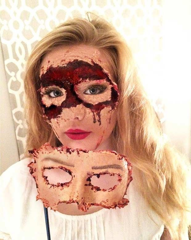These Halloween fx makeups are great! Want to try them all