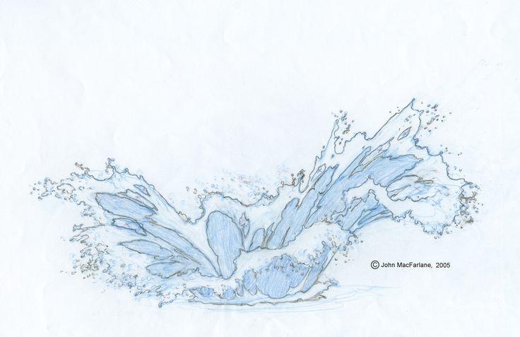 disney water animation - Google Search