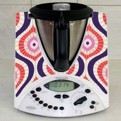 photo Promotion -75 % Stickers Thermomix TM 31 Abstrait rond 2 (ancien prix : 19.80¤)