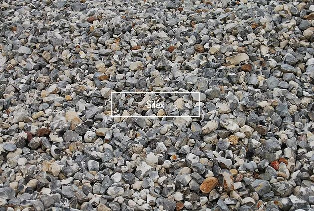 Application Foundation material  Available size 5-40mm 40-90mm 90-150mm  Characteristics density: 2500 kg/m³ (± 100) bulk density: 1450 kg/m³ (± 100) water absorption: WA 1.5 (± 0.5) compressive strength: CS 80