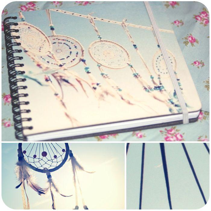 Zum träumen... Gestalte Deinen eigenen Taschenkalender mit Deinen schönsten Erinnerungen ♥  auf Mein-Taschenkalender.com  #taschenkalender #kalenderliebe #traumfaenger #weihnachtsgeschenk #dreamcatcher