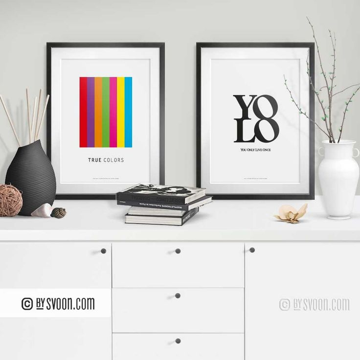 bySvoon - Simple does it. Fashion Prints for your home.