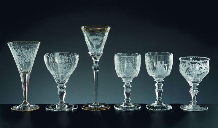 Cup & wine glass
