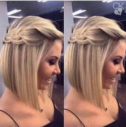 Hair bridesmaid straight simple 51 super ideas