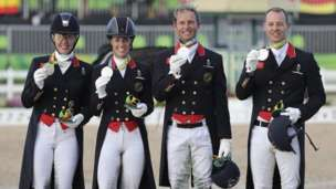 Pictures: All of Team GB's medal winners at Rio Olympics 2016 - CBBC Newsround