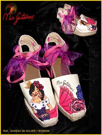 Calzado Mis Gitanas por Javier Torija