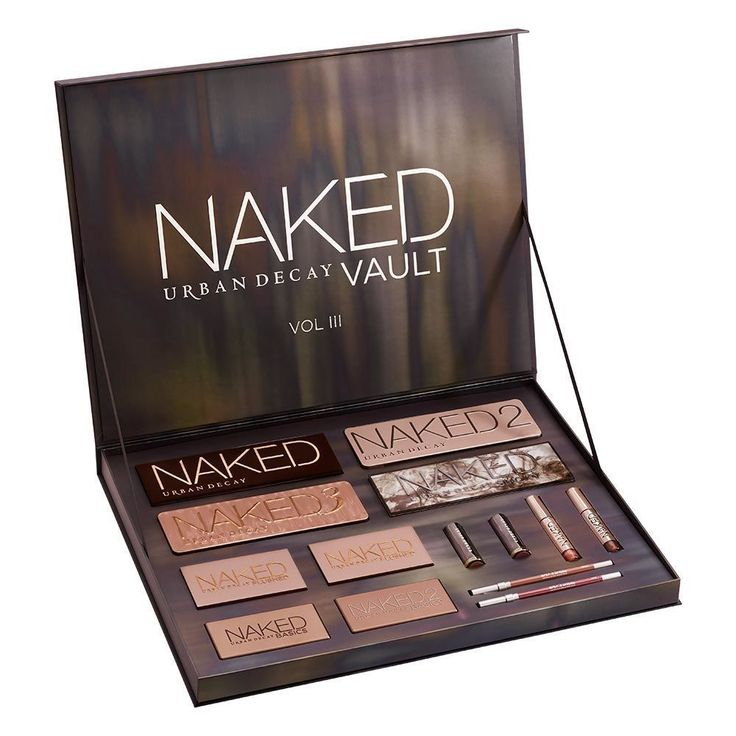NEW Urban Decay Naked Vault Vol III GENUINE NEW IN BOX UK SELLER