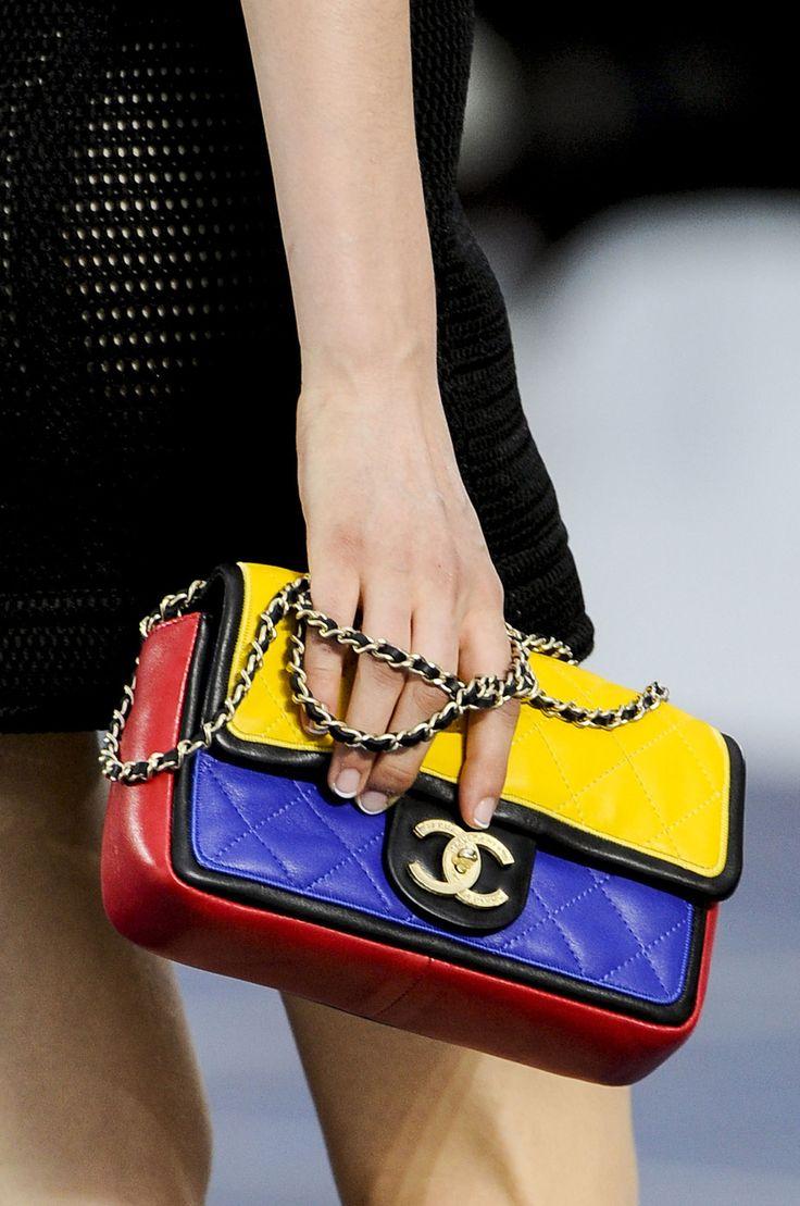 Chanel at Paris Fashion Week Spring 2013
