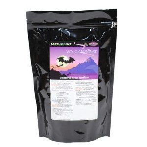 Hydro Organics HOF04021 2-Pound Hydro Organics Earth Juice Volcano Bat Guano, 0-8-1 by Hydrofarm. $16.25. Available in 2-pound. Premium bat guano 0-8-1 for blooming plants. This ancient source of plant food has proven itself over the ages to be an effective way to achieve a successful harvest. Encourage higher yields of vegetables, flowers and fruit and to aid in the production of essential oils and fragrances of flowers and herbs. For indoor and outdoor plants. Hydro Organic...