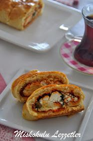 Miskokulu delicacies: Spicy Curd Cheese Roll Pastry
