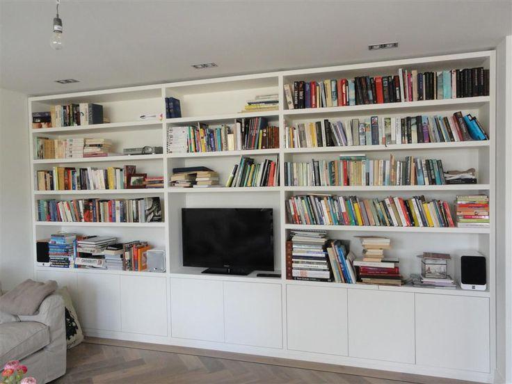 elke kast op maat .nl | Kantoorkasten op maat | Boekenkasten op maat