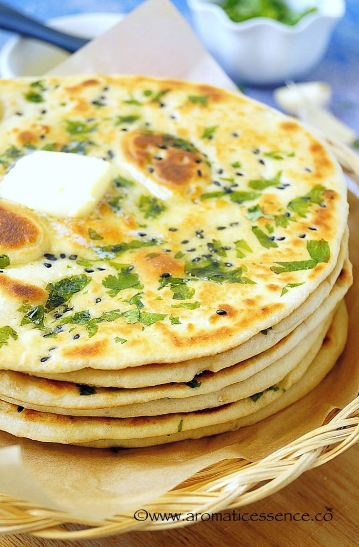 Kulcha, a leavened flatbread, has its originsin North India, in Amritsar to be specific. It is basically made with maida (all purpose flour), yogurt, leavening agents and baked in a tandoor.There isn't much difference between naan & kulcha, except for