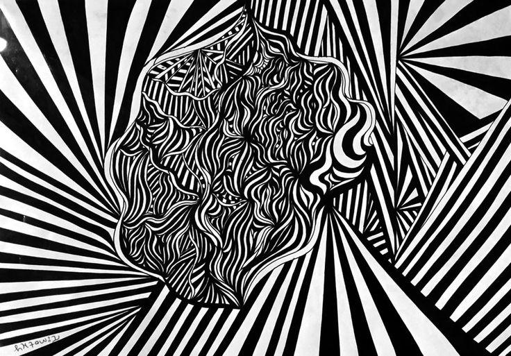 Black and White by VisualKeiBunny on DeviantArt