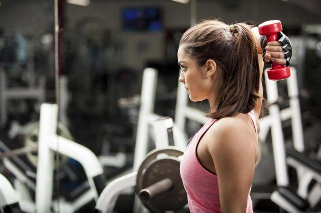 Beginning Weight Lifting Routine for Women