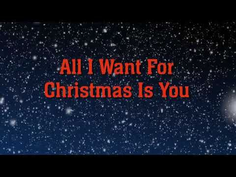 Ray Stevens All I Want For Christmas Is You Official Audio Youtube All I Want Things I Want Steven