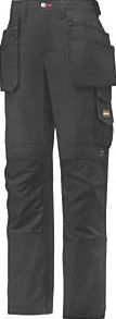 Snickers 3714 Holster Ladies Trousers Size 10 28 waist. Multi-pocket ladies work trousers. Workwear gusset in the crotch and a low, shaped waistband for a comfortable yet durable fit. 100% Cordura reinforced knees. http://www.comparestoreprices.co.uk/january-2017-9/snickers-3714-holster-ladies-trousers-size-10.asp