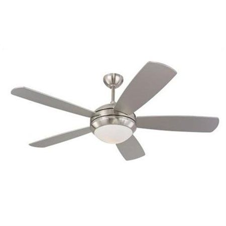 best monte carlo discus ceiling fan with light