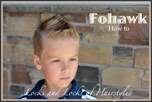 Fohawk Kids