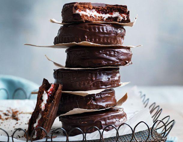 Unser beliebtes Rezept für Marshmallow-Kekse und mehr als 55.000 weitere kostenlose Rezepte auf LECKER.de.