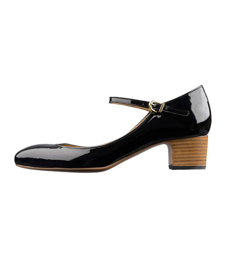 Chaussures Victoria - Noir - Chaussures Femme - Accessoires A.P.C.