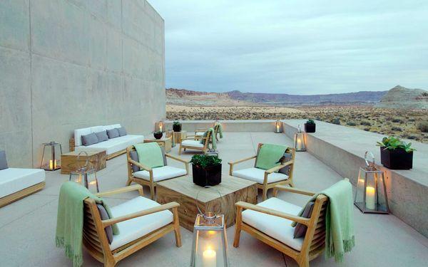 10 Most Romantic Honeymoon Resorts in America | Best Places to Honeymoon in the United States | Easy Honeymoon Destinations | Amangiri, Utah