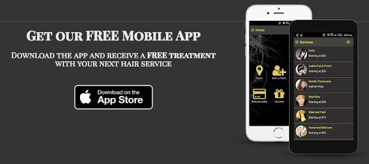 With our FREE APP your loyalty will always be rewarded! Try it!