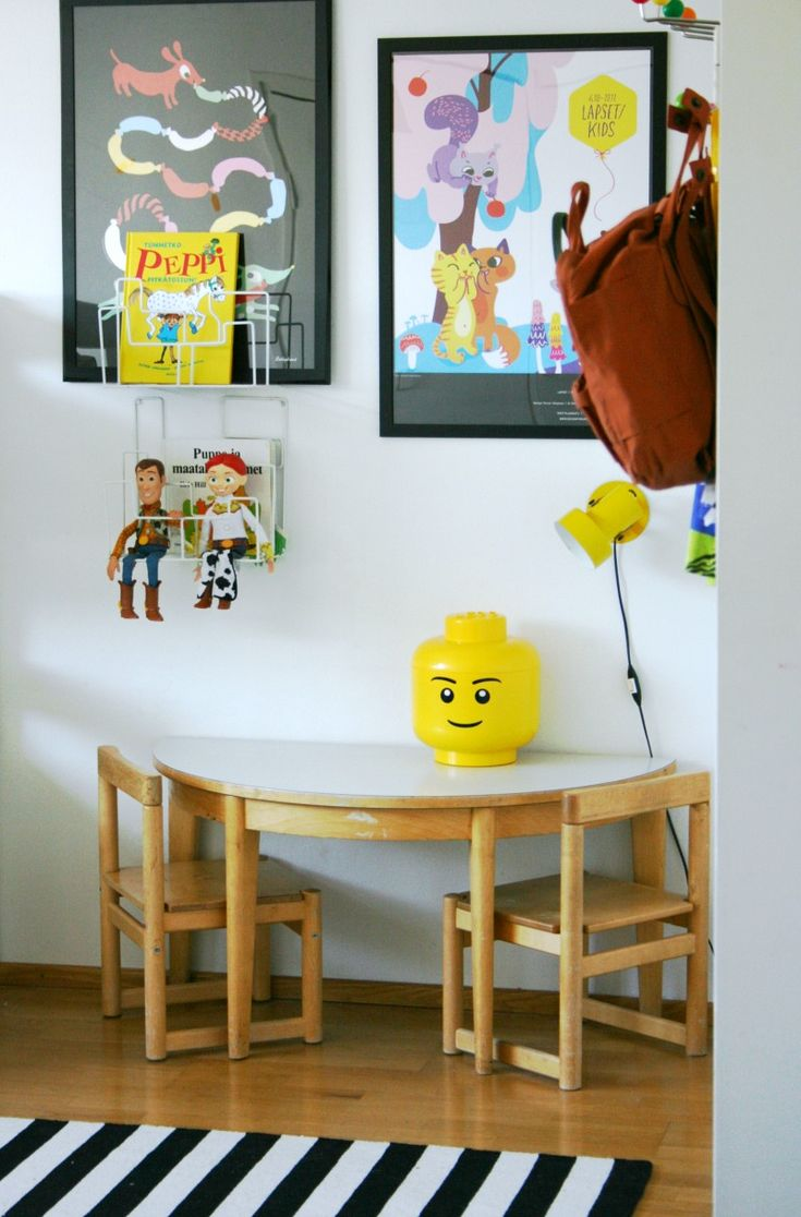 Kids room at MAMI GO GO blogger's home.