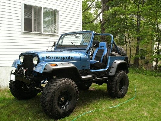 Lifted Jeep | 1983 Jeep CJ7 $11,000 Possible Trade - 100137134 | Custom Jeep ...