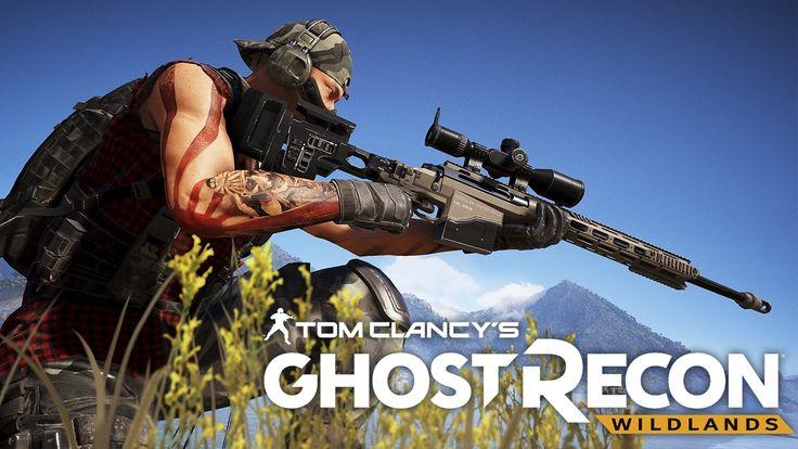 Ghost Recon Wildlands Beta Co-Op Gameplay