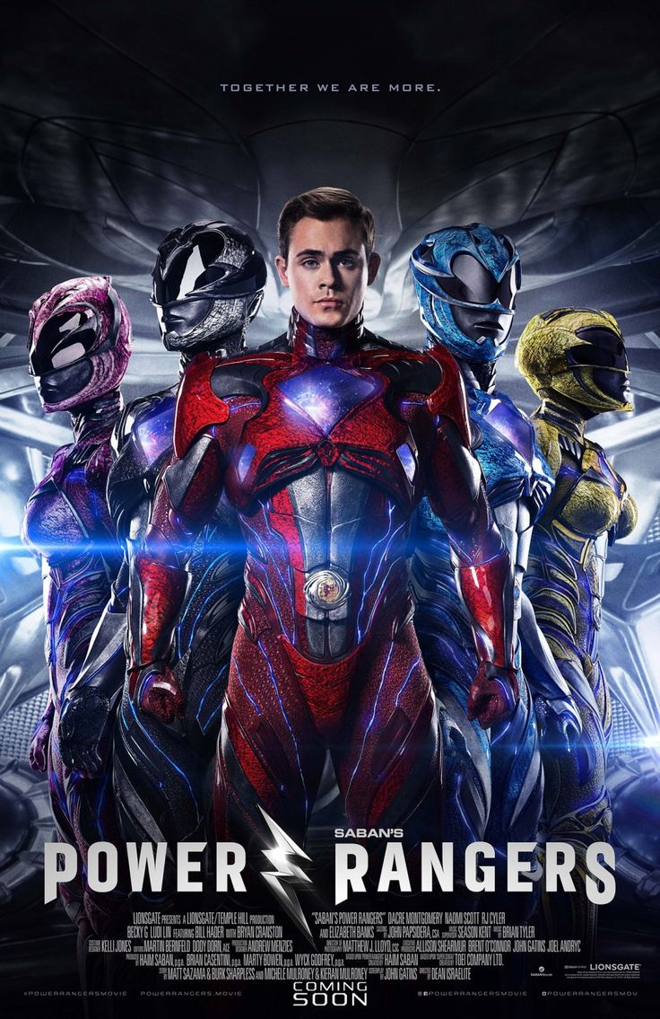 Return to the main poster page for Power Rangers (#24 of 24)
