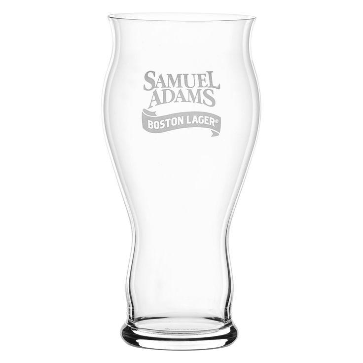 Spiegelau Sam Adams Lager Glass - Set of 4 - 4992079