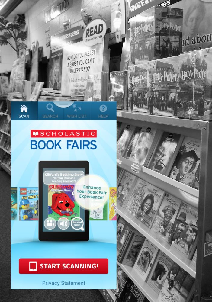 Be prepared for the next book fair with the free Scholastic Book Fairs app! Our #RaiseaReader #parents blog has more.