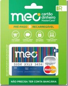 Solicitar Cartão Pré Pago