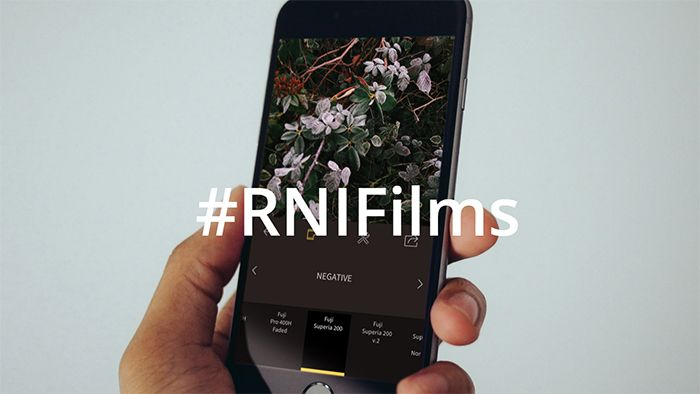 RNI films アプリ iPhone 写真